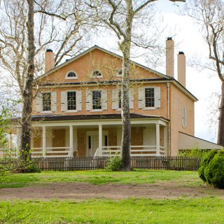 Atsion Mansion in the Wharton State Forest