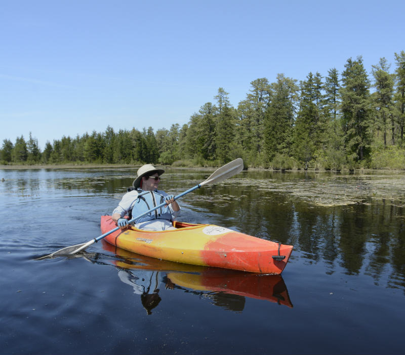 Pine Barrens Canoe and Kayak Trips, River Maps