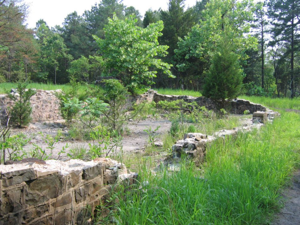 Hampton Furnace in the Pine Barrens, Wharton State Forest