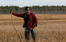 jeff larson pine barrens habitat tour new jersey