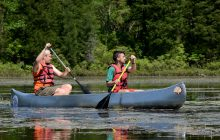 PIne Barrens Canoeing